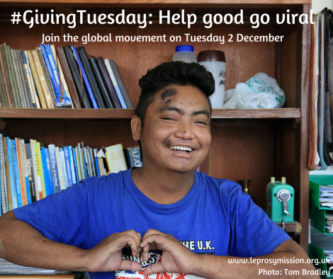Giving Tuesday- Help good go viral