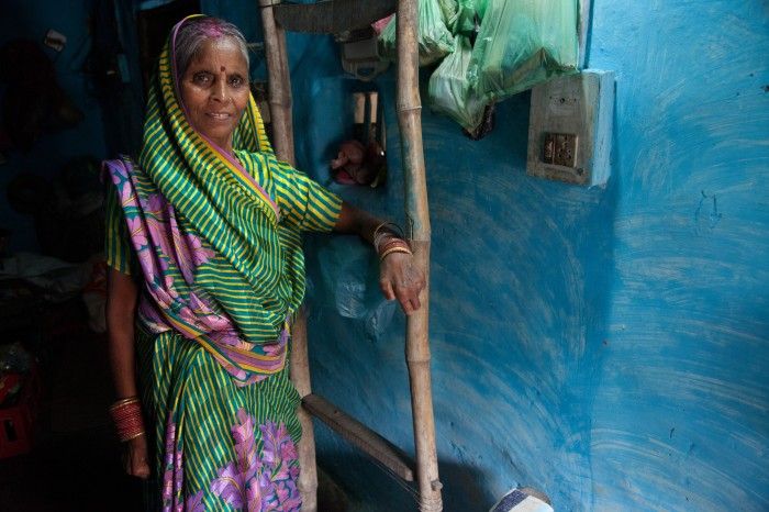 Sharidah is a leprosy champion for her community and has recently played an important role in securing a big change for their lives.